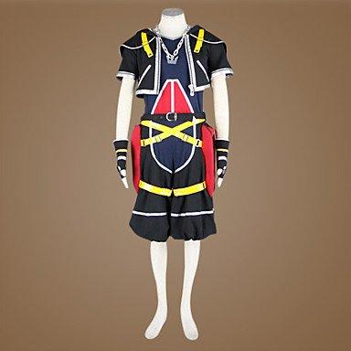 Sunkee Kingdom Hearts Cosplay Sora Kostüm, Größe M ( Alle Größe Sind Wie Beschreibung Gesagt, überprüfen Sie Bitte Die Größentabelle Vor Der Bestellung )