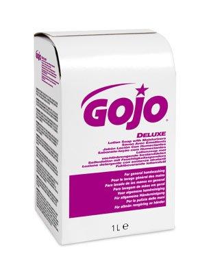 GOJO Lotion Soap with Moisurisers, Refill, 1L