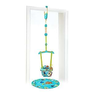 Bright Starts Finding Nemo Sea Of Activities Door Jumper