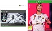 Microsoft Xbox One X 1TB Console - Metro Saga Bundle + FIFA 20 (Xbox One)