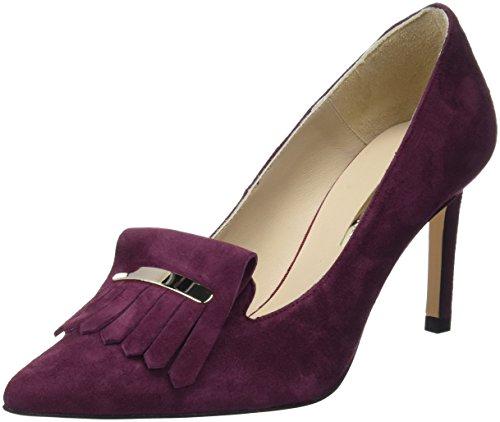 HANNIBAL LAGUNA Donna Consta scarpe rosso Size: 39