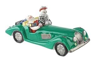 Villeroy & Boch 14-8368-9321 Benedikt Automobile Oldtimer grün