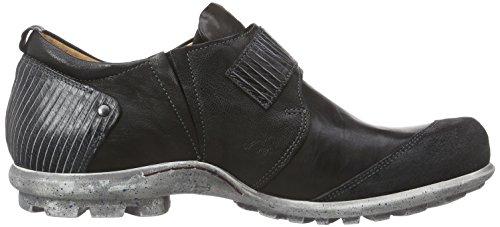 Think!  Kong Halbschuh, Sneakers Basses homme Noir - Noir (09)