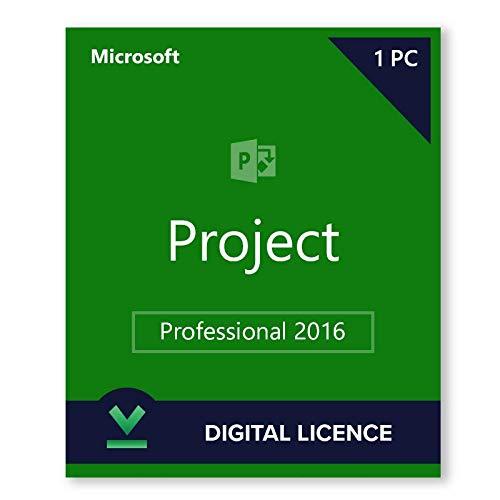 Project 2016 Professional 32/64bit Lizenzschlüssel (Code)