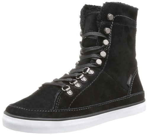 Vans  W Shilo Hiker,  Sneaker donna Nero (Noir (Hiker Black/W))