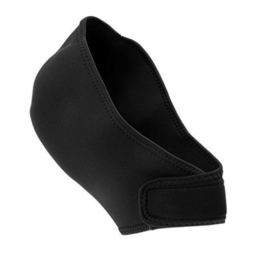 Sharplace Neoprene Hood - 3mm Neopren Mütze Hut - Neoprenhaube - Sturmhaube schwarz