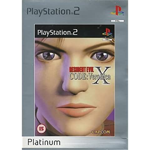 Resident Evil: Code Veronica X -Platinum-