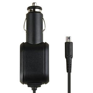 ChannelExpert KFZ PKW Auto Ladeger�t Adapter f�r Nintendo 3DS / 3DS XL / Dsi LL / XL / DSi / 2DS schwarz
