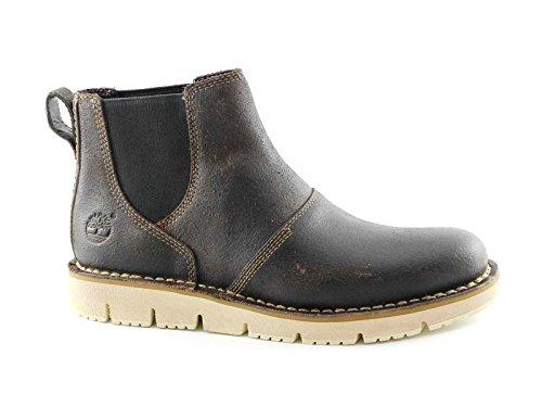 TIMBERLAND A16EF brun chaussures marron homme bottes beatles seule SensorFlex Marron
