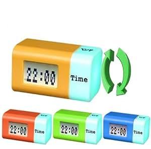 500113 orologio sveglia digitale da tavolo scrivania - Orologio digitale da tavolo ...