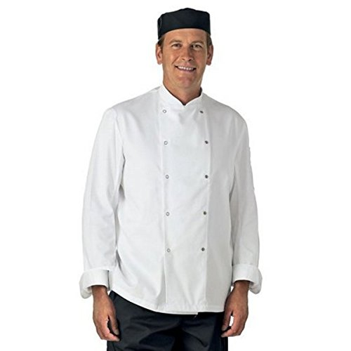 dennys-white-long-sleeve-chefs-jacket-m