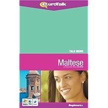 Talk More Maltesisch CD-ROM für Windows XP/ ME/ 2000/98; Mac OS X 10.2 oder höher