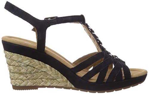 Gabor Shoes - Gabor, Sandali Donna Blu (Blau (pazifik (OBL)))