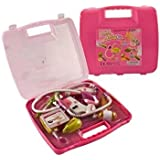 My Family Battery Operated Doctor Set 8 Pcs Kit With Lights & Music For Kids