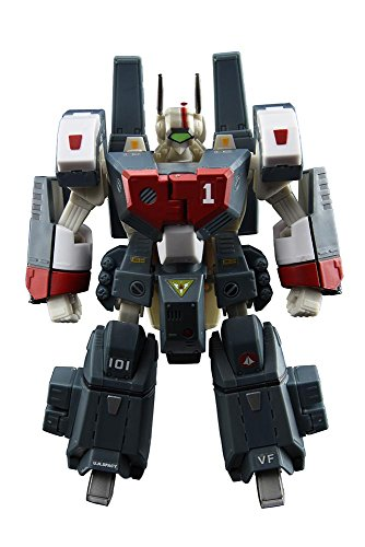 Robotech 30th Aniversario Rick Cazadores gbp-1j Heavy Armor VERITECH Figura de acción transformable