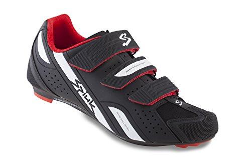 Spiuk Rocca MTB Schuh, Unisex schwarz / weiß