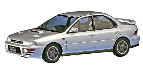 Hasegawa HA20333 Subaru Impreza WRX - Kit de Modelo,, Escala 1:24