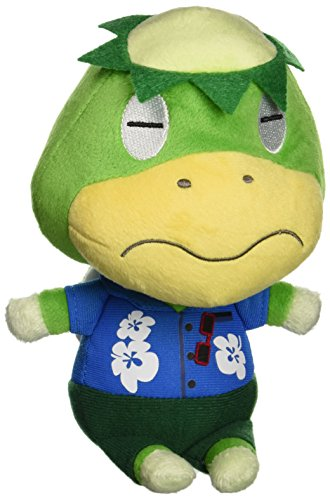 "Nintendo Animal Crossing - Kapp'n Plush - Turtle - 20cm 8"""