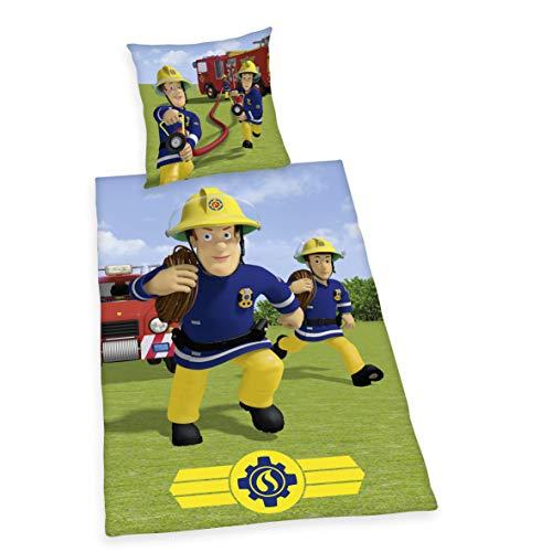 ᑕ❶ᑐ Feuerwehrmann Sam Bettwäsche Feuerwehrmann Sam Bettwäsche