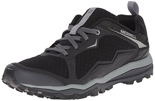 Merrell All Out Crush Light, Chaussures de Trail Homme Black