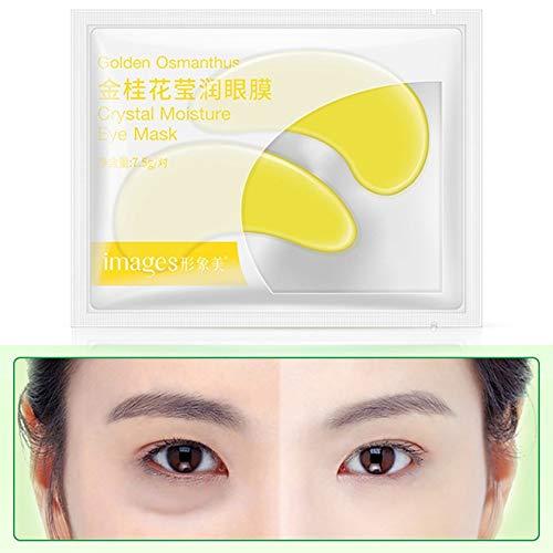 Augencreme entfernen Augenringe Anti-Falten-Feuchtigkeitsspendende Anti-Aging-Anti-Schwellungen Augensäcke Beauty Face Lift Straffende Augenmaske