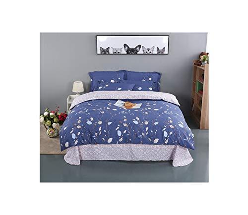 The Unbelievable Dream Bettbezug doppelseitige bettwäsche Set Baumwolle waschbar einfache niedliche Kinder Kinder Erwachsene Traum blätter, 5