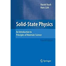[Solid-State Physics] (By: Harald Ibach) [published: November, 2009]