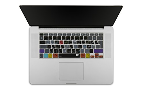 Key Pro Cover Apple keyboards Logic Pro X QWERTY