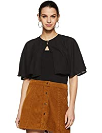 b652b640aff Georgette Women s Shrugs   Capes  Buy Georgette Women s Shrugs ...