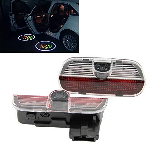 Newsun, Autotür-LED-Licht, Logo-Projektor-Licht für die Autotür