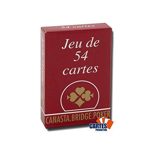 Jeu de 54 cartes : Gauloise...