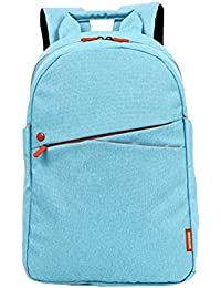 6880ff1bbf ZHRUI Sac à Dos de Ordinateur Portable 15.6 Pouce Cartable Multipoches  Fille Garçon Ecole Lycée College