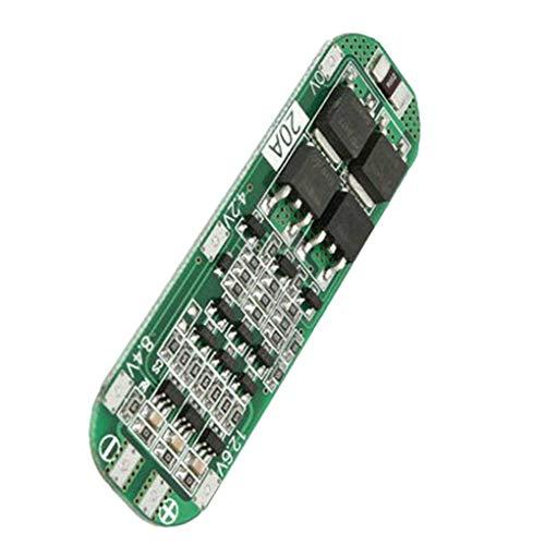 BeIilan 3S 12.6V 20A agli ioni di Litio Ricaricabile 18650 Protezione PCB Bordo del modulo di Muffa Auto Recupero