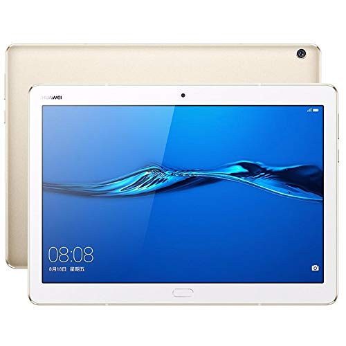 Huawei Honor MediaPad M3 Lite 10 BAH-W09 Tablet (64GB, 10.1 inches, 4G) Gold, 4GB RAM Price in India