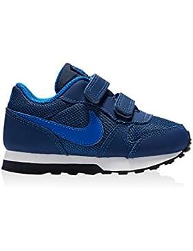 806255-405 Boys' Nike MD Runner 2 (TDV) Toddler Shoe