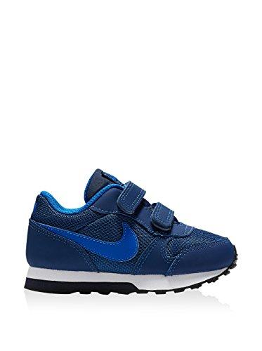 Nike - Md Runner 2 (Tdv), - Unisex – Bambini Blau