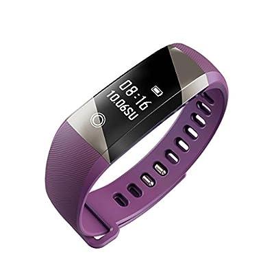NEU Bluestercool Bluetooth 4.0 LED Wasserdichte Sport Smart Uhren