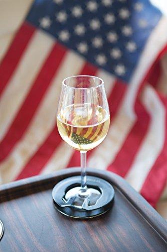 Theater Gläser - Wein Glas Stielglas Getränkehalter für Boote,