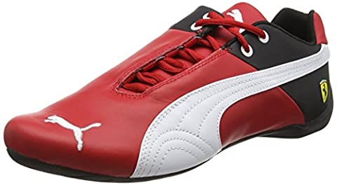Puma Future Cat Sf, Unisex Adults Trainers, Red (Rosso Corsa/White 02), 9 UK (43 EU)