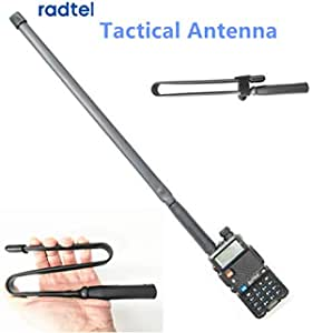 Radtel Tactical Antenna Sma Female Dual Band Vhf Uhf Elektronik