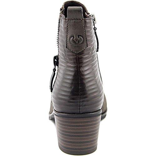 Gerry Weber Casey 01 Damen Rund Leder Mode-Stiefeletten Anthrazit