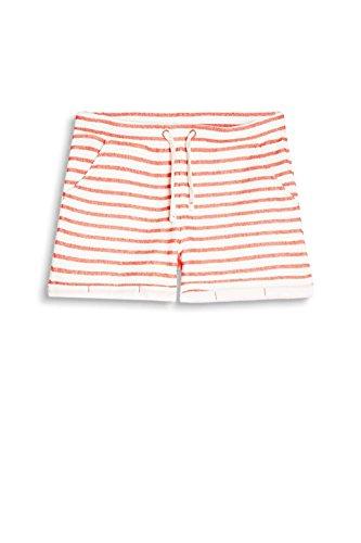 edc by ESPRIT Damen Short Orange (Red Orange 825)