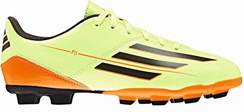 Adidas Fußballschuhe F5 TRX FG J Kinder Unisex glow-earth green-solar zest (D66961)