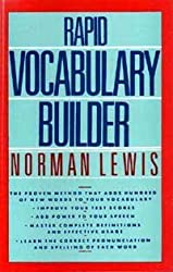Rapid Vocabulary by Norman Lewis (1988-01-18)