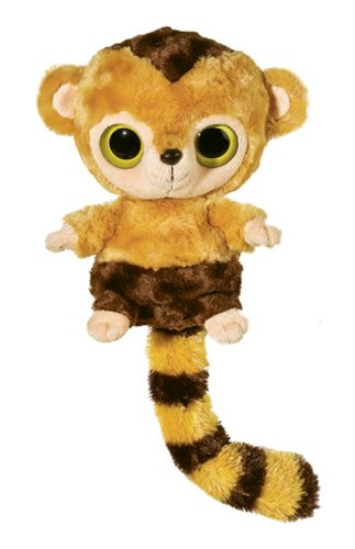 Yoohoo and Friends - Peluche singe - 22 cm