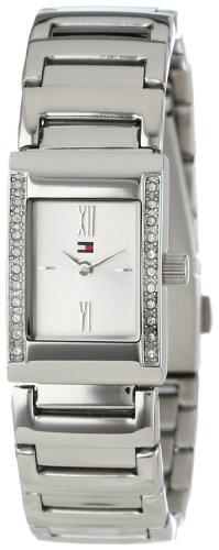 Tommy Hilfiger - Bainbridge 1780404 - Montre Femme - Quartz - Bracelet Acier Inoxydable