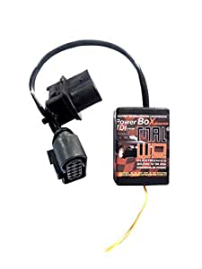 PowerBox vP37 diesel module chiptuning pour volkswagen t4 2.5 tDI 110 pLUS kW/295/pS 150 nM