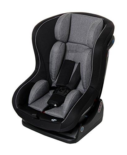 Babyblume - Kinderautositz - CALLA - Gruppe 0+ und 1 - von Geburt bis 4 Jahre - ECE R44/04 - Nero