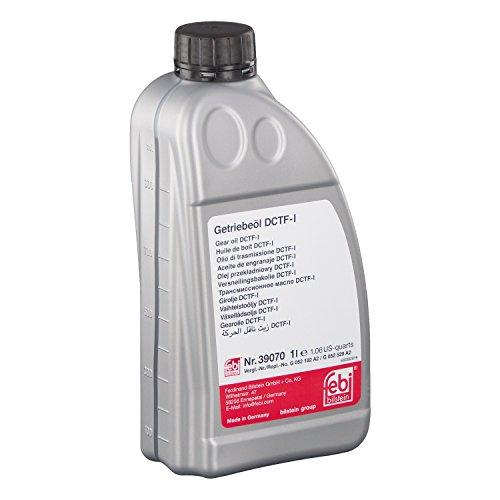 febi bilstein 39070 Getriebeöl für Direktschaltgetriebe (gelb) 1 Liter