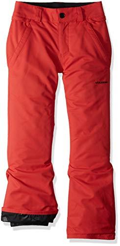 Freakin Snow Chino Snowboardhose fire re Größe: L Farbe: fire-red -